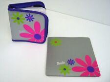 Barbie 28 CD Case Holder & Mousepad Set Mouse Pad