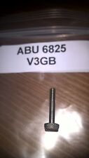 ABU 501,503,505,506,506M,507,508 SIDE PLATE SCREW. REF# 6825. APPLICATIONS BELOW