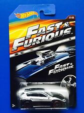 RARE 2015 Hot Wheels FAST & FURIOUS (SERIES 2) 2008 SUBARU IMPREZA WRX STi mint!