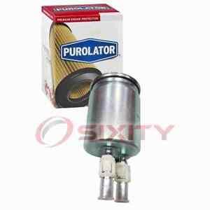 Purolator Fuel Filter for 2002-2005 Chevrolet Trailblazer EXT Gas Pump Line ty