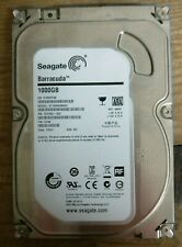 Seagate Barracuda 3.5 inch 1000GB 7200 RPM 64MB 6GB/S Internal SATA Hard Drive