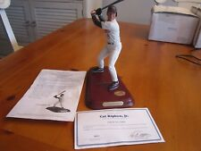 Danbury Mint Baseball Figure Cal Ripken Jr  Brand New With  Coa