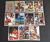 stickers PANINI Los Mejores Equipos De Europa 96-97 -- MONACO