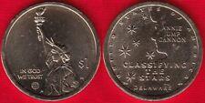 "USA 1 dollar 2019 D mint ""American Innovation - Delaware"" UNC"