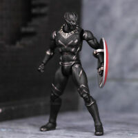 S.H.Figuarts Marvel Captain America Civil War Black Panther Action Figures