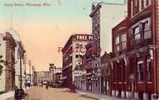 1915 GARRY STREET, WINNIPEG, MAN. CANADA National Patriotic Week July 1-10 - PM