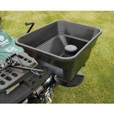 80 Lb Guide Gear UTV ATV Fertilizer Salt Sand Spreader Winter Frost Seed Seeder