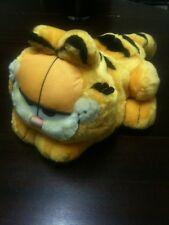 "12"" Garfield Plush Soft Toy Lying Down Play-by-Play 2000"