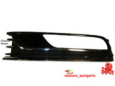 VOLKSWAGEN PASSAT  B7 2011 - 2014  FRONT BUMPER GRILLE LEFT side W/CHROME 2.pcs
