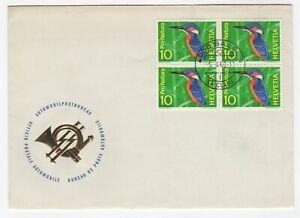 """1968 Mar 6th. Souvenir Cover. """"Automobilpostbureau"""""""