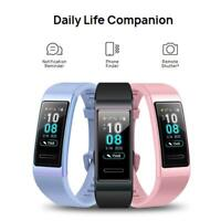 Huawei Band 3 Pro Wristband AMOLED Touchscreen Heart Rate Sport Smart Watch
