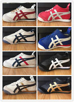 TOP ASICS ONITSUKA TIGER MEXICO 66 SHOES LEATHER CASUAL TRAINERS VARIOUS COLOURS