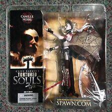 Camille Noire Tortured Souls 2 The Fallen McFarlane Toys NIP Clive Barker Figure