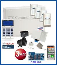 Bosch Solution 6000 Alarm System with 4 x Gen 2 Quad Detectors+ GSM