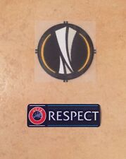 Patch toppa calcio europa League 2016 2017 respect