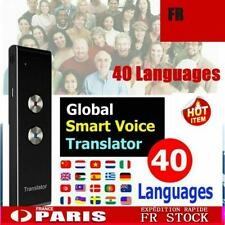 Traduire X9 MUAMA Enence Intelligent Instantané Temps Réel 40 Langues Traducteur