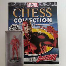 Eaglemoss Marvel  Chess Piece # 5 Daredevil With Magazine