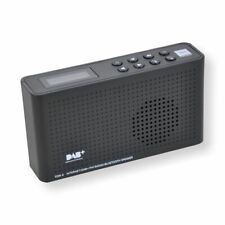Opticum Red TON 4 DAB+ / FM & Internet Radio schwarz mit eingebautem Akku