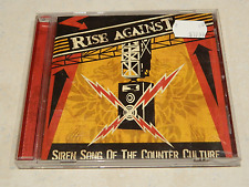 Rise Against Siren Song Of The Counter Culture CD [Australian version]