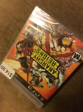 NEW! SEALED! PS3 GAME - ANARCHY REIGNS - PLAYSTATION 3 - SEGA - FREE SHIPPING