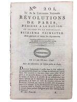 Bataille de Thouars 1793 Chouans Cholet Bressuire La Rochejaquelien Auvergne