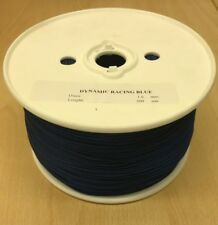 1.6mm Kite Line Dyneema Rope, Polyester Cover, Complete 500m Reel