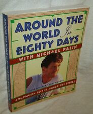 "New Cond 1995 ""Around the World in 80 Days"" - Michael Palin PBS Companion Ppbk"