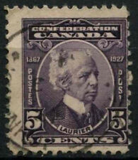 Canada 1927 SG#269, 5c 60th Anniv Of Confederation Used #D45371