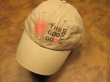 Goo Goo Dolls, Strap, Back, Tan, 100% Cotton, Baseball,Hat, New