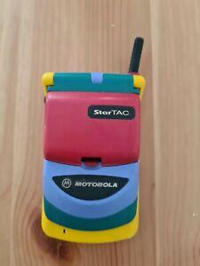 Motorola StarTAC MG1 Color Rainbow
