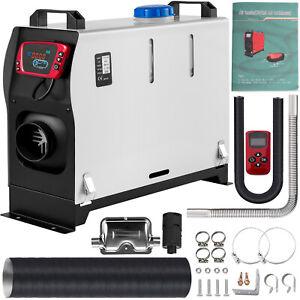 8KW 12V Diesel Air Heizung LCD Heater Luftheizung Standheizung LKW Van PKW