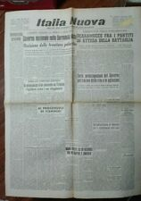 WW2*ACCORDO TRA DE GASPERI E GRUEBER *N.4046