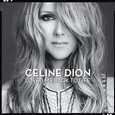 Loved Me Back to Life [2-LP] by Céline Dion (Vinyl, Nov-2013, 2 Discs, Sony...