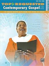 Top-Requested Contemporary Gospel Sheet Music: 12 Urban Gospel Hits from the 197