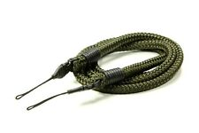Lance Camera Straps String Loop Non-adjust Cord Camera Strap - Olive Green, 36in