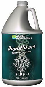 General Hydroponics RapidStart Rooting Enhancer GH Rapid Start 1 Gallon