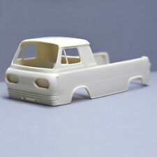NB320 1/25 scale model of a Ford Econoline pick-up 3-window 1961-67 version