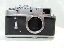 ZORKI 4K  4 K (IVK) vintage Russian Leica M39 mount camera BODY only  8614