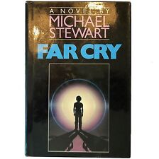 Far Cry, Michael Stewart, 1984 Freundlich Books Sci-Fi, FIRST FIRST
