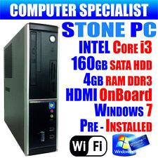 PC de bureau Intel Core 2 Windows 7 4 Go