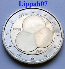 Finland speciale 2 euro 2019 Grondwet / Verfassung / Constitution UNC