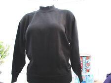 """classic woman"" ladies black sweater  sz 14"