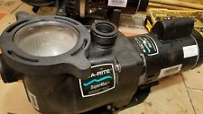 PENTAIR Sta-Rite SuperMax 1.0 HP PUMP, NEW bearings, seals, unions, READY TO GO