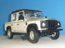1:18 Land Rover Defender 110 PICK UP DOUBLE CABINE UH Universal Hobbies-Neuf NEUF dans sa boîte