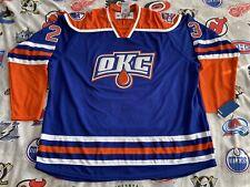 Linus Omark #23 Oklahoma City Barons Reebok Jersey 3XL AHL OKC Hockey