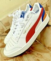 PUMA Ralph Sampson low primary Men's Shoes white/red/blue 372210-01