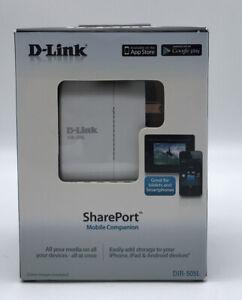 D-Link DIR-505L  SharePort Mobile Companion Router/Access Point Wi-Fi Hot Spot