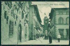 Firenze Borgo San Lorenzo cartolina EE5993