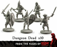 Terrain Crate: Dungeon Essentials - Dungeon Dead