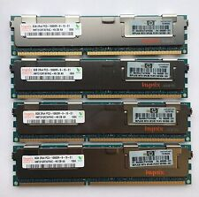 Apple MAC PRO 5.1 32GB Original Memory (4x8GB)  PC3-10600R ECC  DDR3-1333MHz NEW
